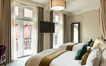 Kimpton Blythswood Square room