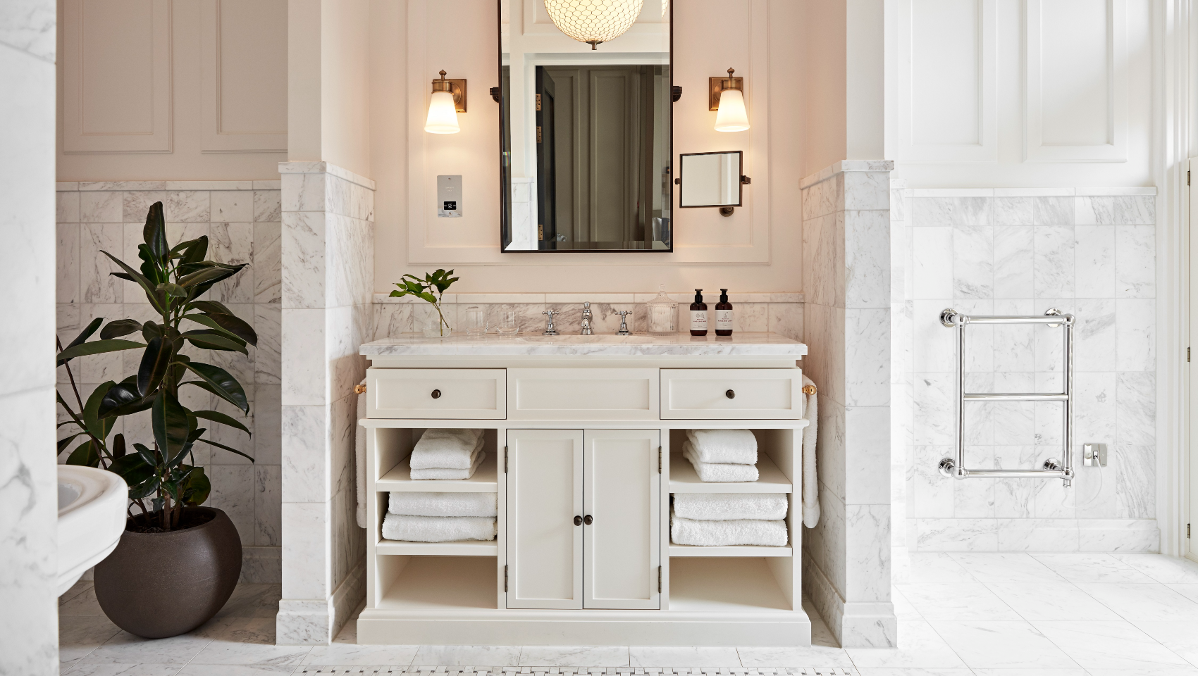 Accessible Suite Bathroom