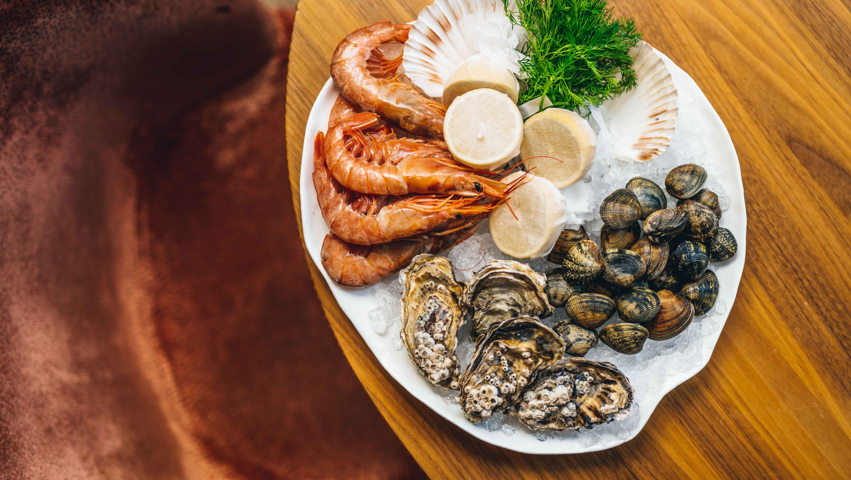 Neptune Seafood Selection